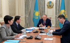 Meeting on the social policy under the chairmanship of the Head of State