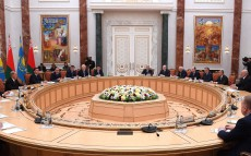 Extended negotiations as part of the official visit to the Republic of Belarus