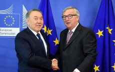 Meeting with President of the European Commission Jean-Claude Juncker